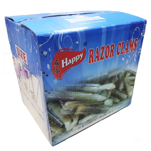 Orb Exim Corporation Razor Clam